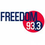 Logo da emissora Radio WVFT 93.3 FM