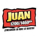 Logo da emissora WJUA 1200 AM Juan
