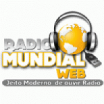 Logo da emissora Rádio Mundial Web