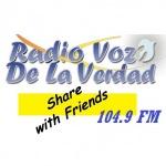Logo da emissora Radio WVDV-LP 104.9 FM