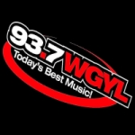 Logo da emissora Radio WGYL 93.7 FM