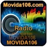 Logo da emissora Movimento R�dio 106