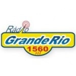 Logo da emissora R�dio Grande Rio 1560 AM