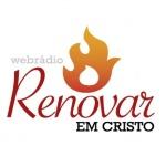 Logo da emissora Renovar em Cristo