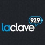 Logo da emissora Radio La Clave 92.9 FM