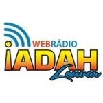 Logo da emissora Web Rádio Iadah Louvor