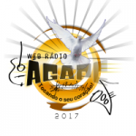 Logo da emissora Web Rádio Ágape