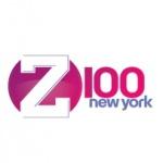 Logo da emissora WHTZ 100.3 FM