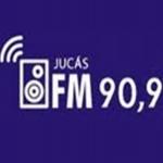 Logo da emissora R�dio Juc�s 90.9 FM