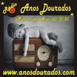 Logo da emissora R�dio Anos Dourados