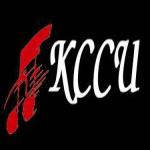 Logo da emissora KCCU 88.7 FM KMCU