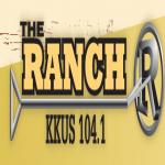 Logo da emissora KKUS 104.1 FM
