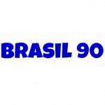 Logo da emissora R�dio Brasil 90