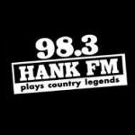 Logo da emissora Radio WGCO 98.3 FM