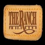 Logo da emissora KRNH 92.3 FM The Ranch