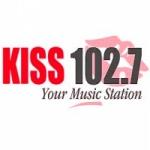 Logo da emissora Radio WCKS 102.7 FM