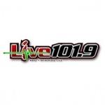 Logo da emissora WBGE 101.9 FM Live