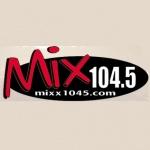 Logo da emissora WYYU 104.5 FM Mixx