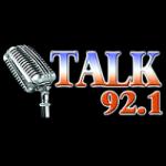 Logo da emissora Radio WDDQ 92.1 FM