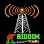 Logo da emissora Radio GT Riddim Internet