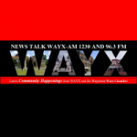 Logo da emissora Radio WAYX 96.3 FM