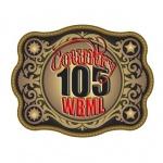 Logo da emissora WBML 900 AM Real Country