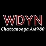 Logo da emissora Radio WDYN 980 AM