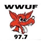 Logo da emissora Radio WWUF 97.7 FM