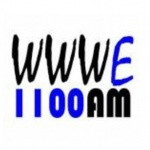 Logo da emissora WWWE 1100 AM
