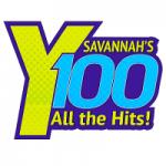 Logo da emissora Radio WXYY 100.1 FM