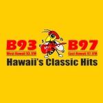 Logo da emissora KNWB 97.1 FM B