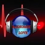 Logo da emissora Rádio Mix Love Marília