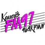 Logo da emissora Radio KFMN 96.9 FM