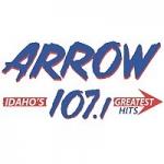 Logo da emissora Radio KQEO 107.1 FM