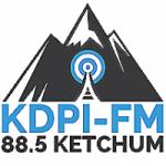 Logo da emissora Radio KDPI 88.5 FM
