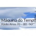 Logo da emissora M�quina do Tempo