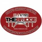 Logo da emissora Radio KYMS 89.9 FM
