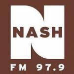 Logo da emissora Radio KQFC 97.9 FM