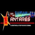 Logo da emissora Rádio Antares