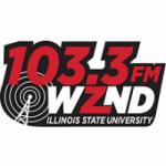 Logo da emissora Radio WZND 103.3 FM