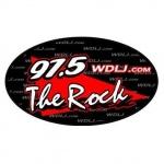 Logo da emissora Radio WDLJ 97.5 FM