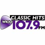 Logo da emissora Radio WKIO Classic Hits 107.9 FM