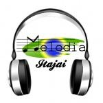 Logo da emissora Rádio Melodia Itajai