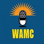 Logo da emissora Radio WAMC 105.1 FM
