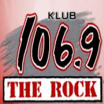 Logo da emissora KLUB 106.9 FM
