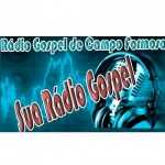 Logo da emissora Rádio Gospel de Campo Formoso