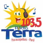 Logo da emissora R�dio Terra 103.5 FM