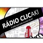 Logo da emissora Rádio Clicaki