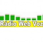 Logo da emissora Rádio Web Voz