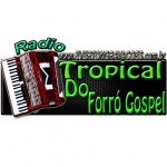 Logo da emissora Rádio Tropical Do Forró Gospel